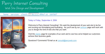 Perry Internet Consulting