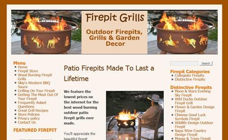 Firepit Grills